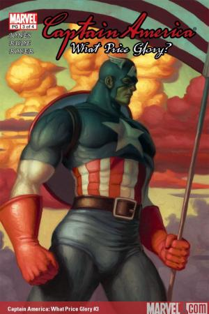 Captain America: What Price Glory (2003) #3