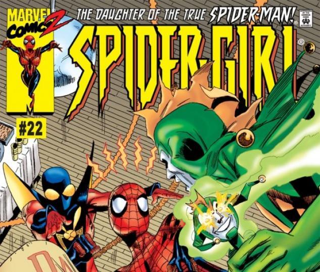 Spider-Girl #22