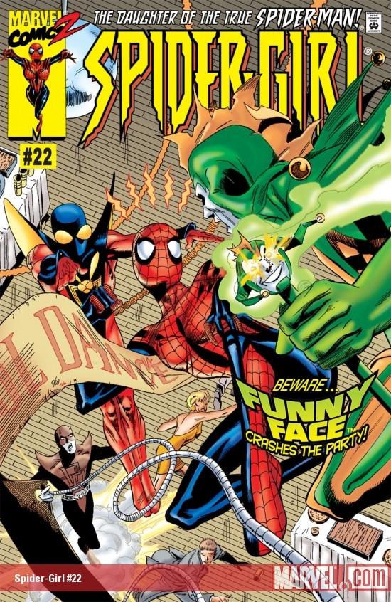 Spider-Girl (1998) #22
