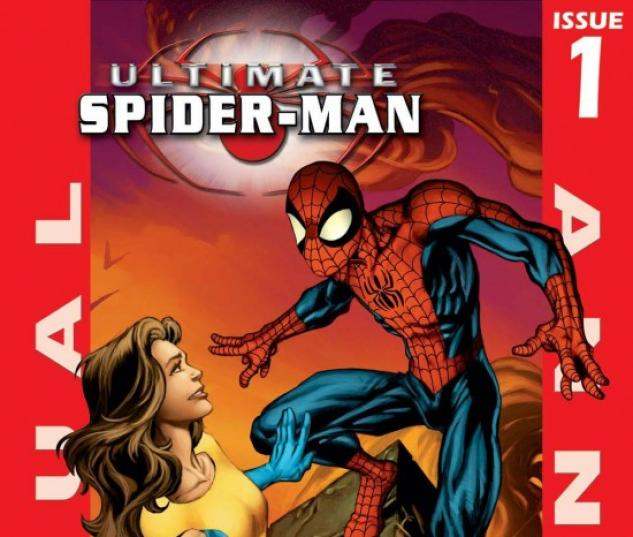 ULTIMATE SPIDER-MAN ANNUAL #1