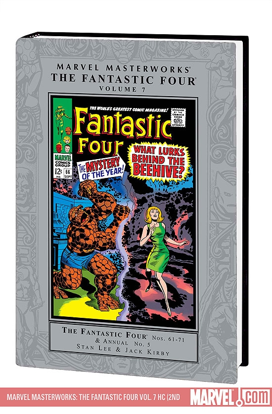 MARVEL MASTERWORKS: THE FANTASTIC FOUR VOL. 7 HC (Hardcover)
