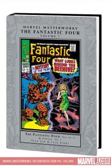 Marvel Masterworks: The Fantastic Four Vol. 7 (2nd (Hardcover)
