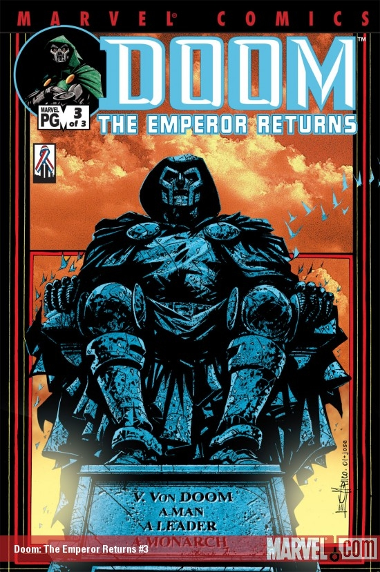 Doom: The Emperor Returns (2001) #3