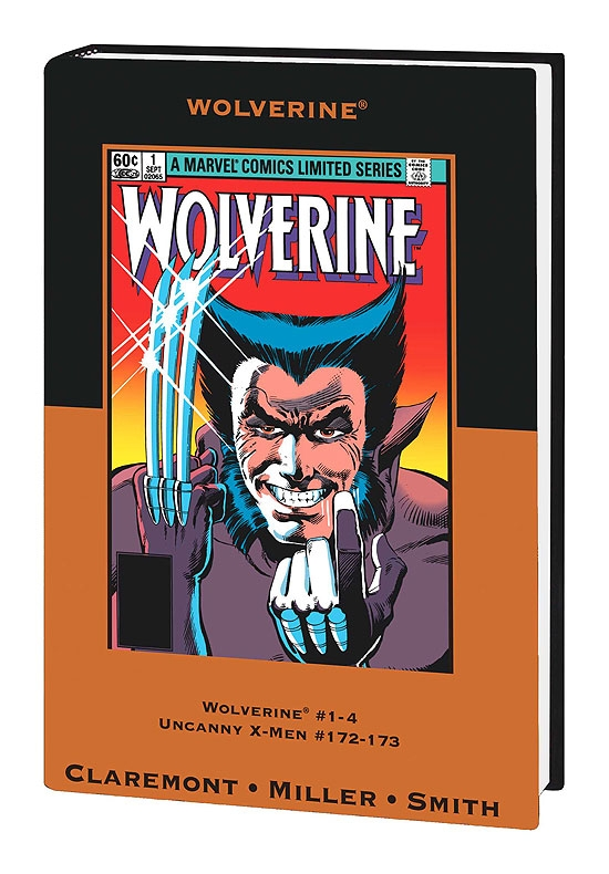 Wolverine by Claremont & Miller (Hardcover)