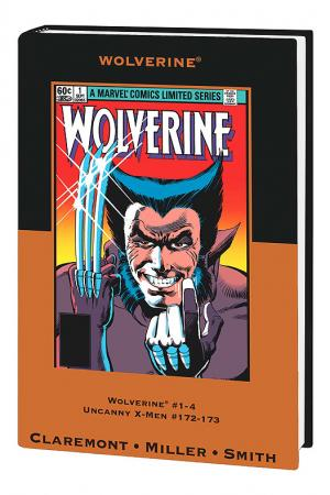 WOLVERINE BY CLAREMONT & MILLER PREMIERE HC [DM ONLY] (Hardcover)
