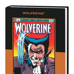 WOLVERINE BY CLAREMONT & MILLER PREMIERE HC COVER