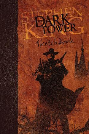 Dark Tower Sketchbook (2006) #1