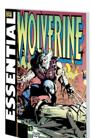Essential Wolverine Vol. 4 (2006)