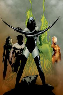 Marvel Nemesis: The Imperfects #4