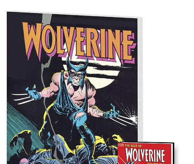 WOLVERINE CLASSIC VOL. COVER