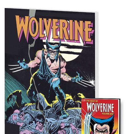 WOLVERINE CLASSIC VOL. COVER