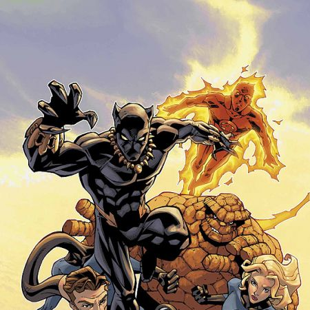 MARVEL AGE FANTASTIC FOUR TALES (2006) #1 COVER