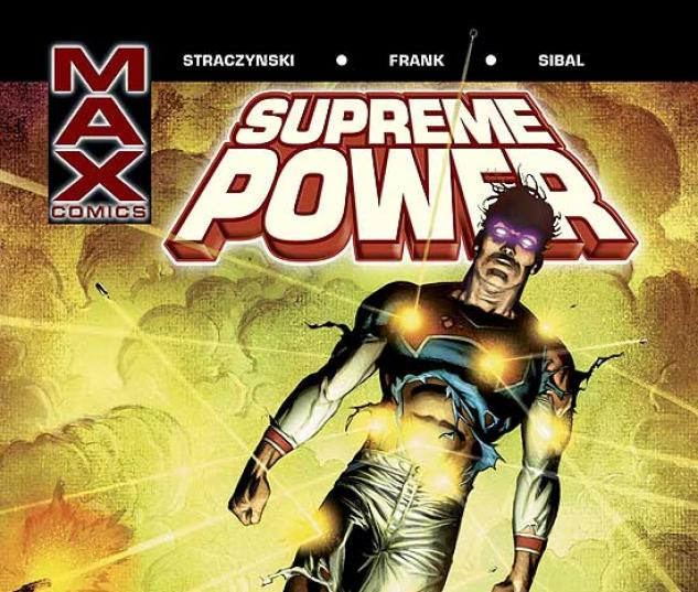 SUPREME POWER VOL. 2: POWERS AND PRINCIPALITIES COVER