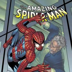 AMAZING SPIDER-MAN VOL. 7: THE BOOK OF EZEKIEL TPB COVER