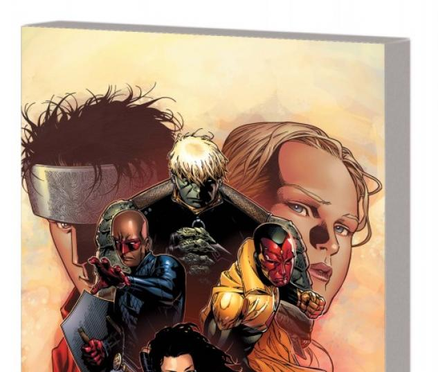 Young Avengers Ultimate Collection (Trade Paperback)