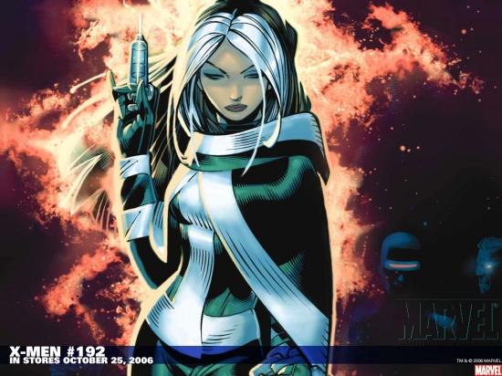 X-Men (2004) #192 Wallpaper