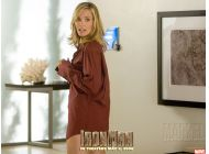 Iron Man Movie: Leslie Bibb #1