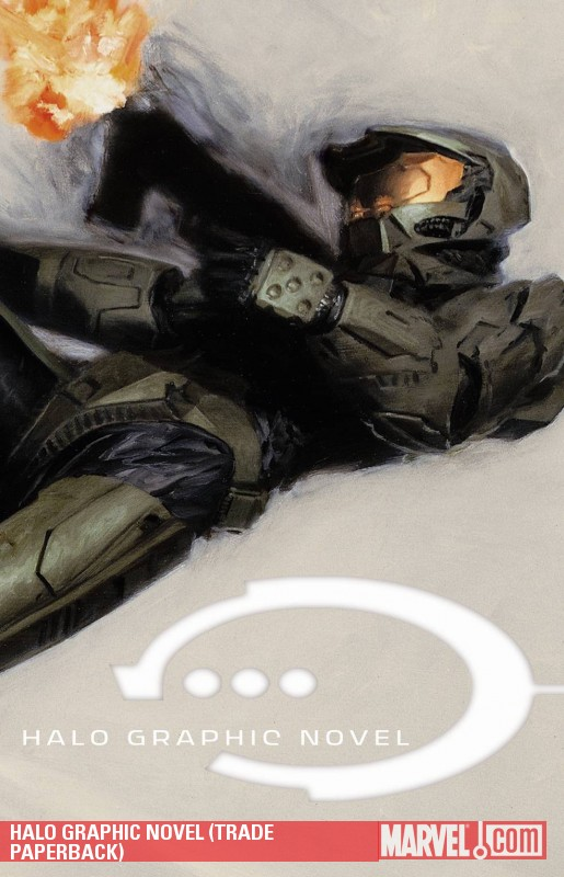 Halo Graphic Novel (Trade Paperback)