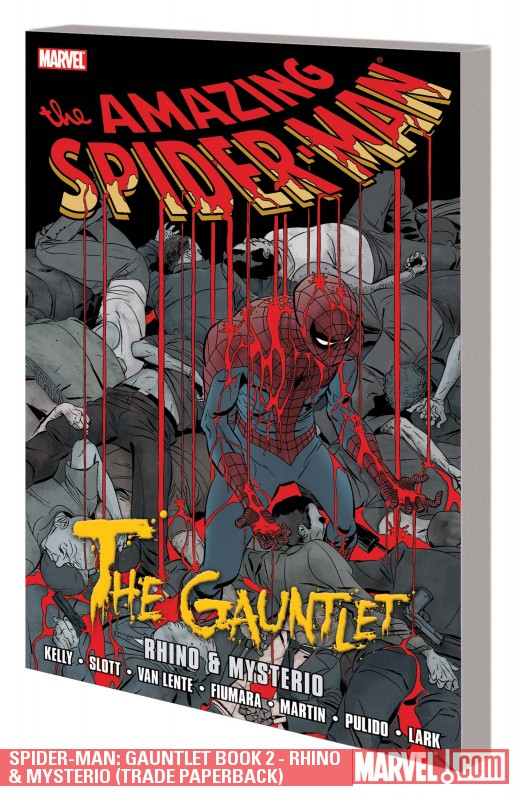 Spider-Man: Gauntlet Book 2 - Rhino & Mysterio (Trade Paperback)