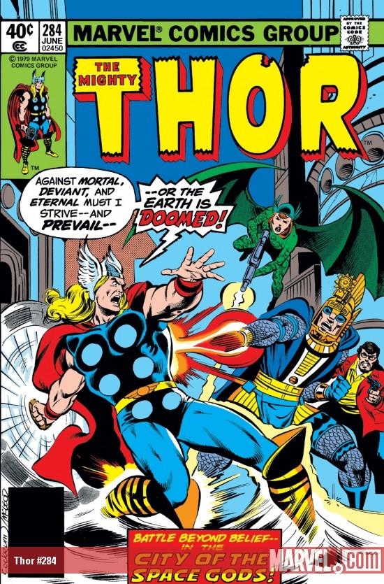 Thor (1966) #284