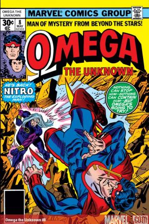 Omega the Unknown (1976) #8