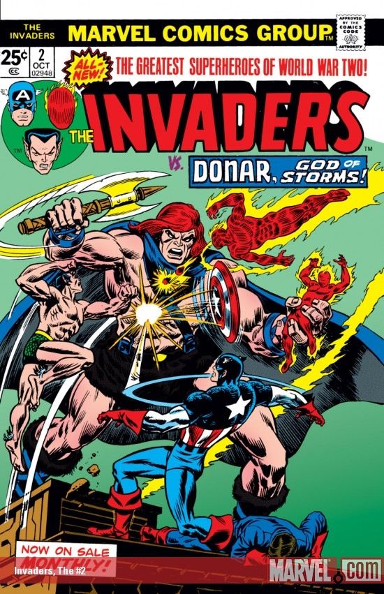 Invaders (1975) #2