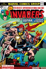 Invaders (1975) #2 cover
