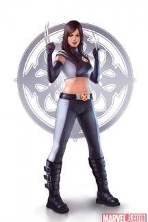 X-23 (2010) #1 (WOMEN OF MARVEL VARIANT)