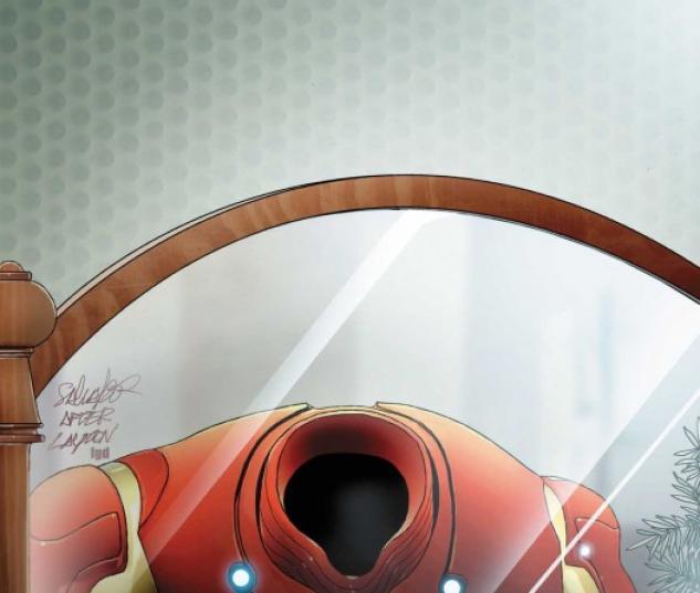 Invincible Iron Man (2008) #31 (VAMPIRE VARIANT)