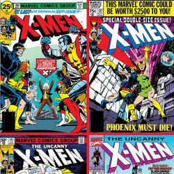 Uncanny X-Men 500 Issues Poster Book (2008)