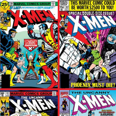 Uncanny X-Men 500 Issues Poster Book (2008)