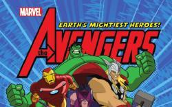 AVENGERS: EARTH'S MIGHTIEST HEROES! #1 cover by Scott Wegener