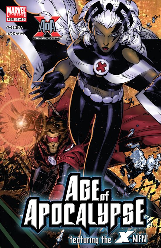 X-Men: Age of Apocalypse (2005) #5