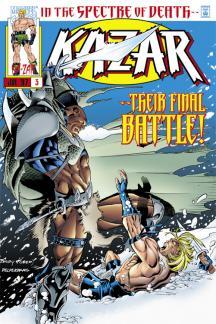 Ka-Zar (1997) #3