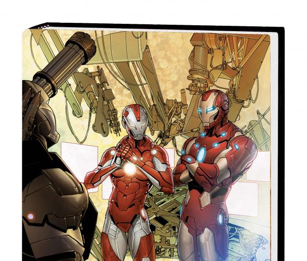 INVINCIBLE IRON MAN VOL. 6: STARK RESILIENT BOOK 2 PREMIERE HC