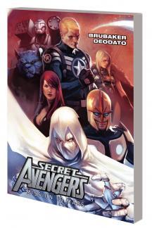 Secret Avengers Vol. 1: Mission To Mars (Trade Paperback)