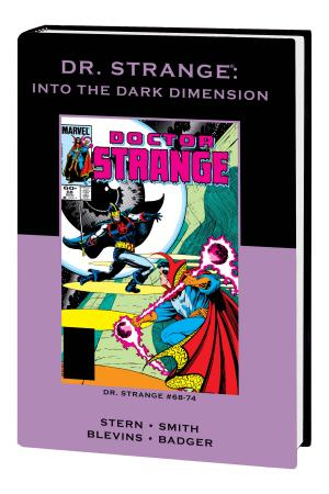 Doctor Strange: Into the Dark Dimension (Hardcover)