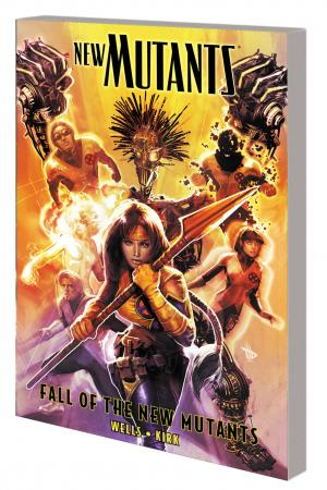 New Mutants Vol. 4 (Trade Paperback)