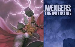 Avengers: The Initiative (2007) #32 - Int