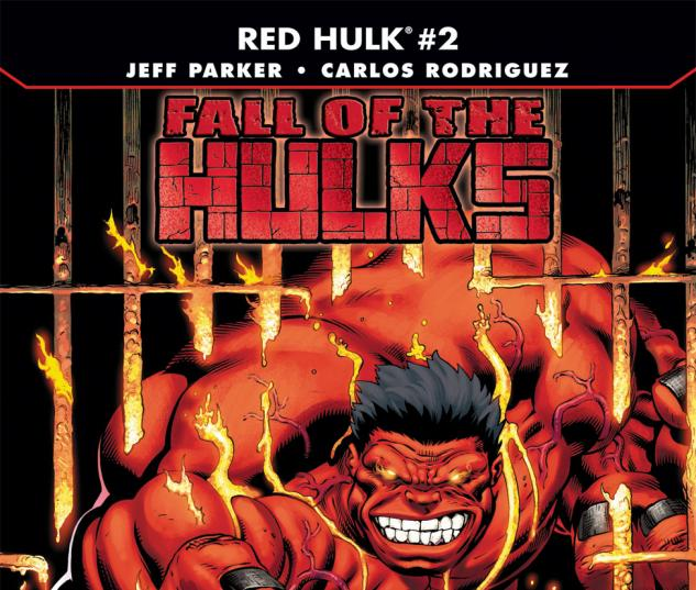 Fall of the Hulks: Red Hulk (2010) #2