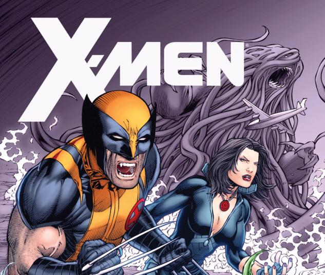 cover from X-Men (2010) #41 (FINAL VARIANT)