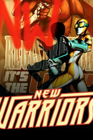 New Warriors (2007 - 2009)