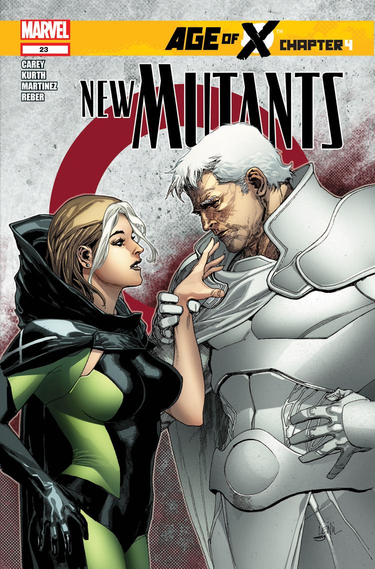 New Mutants (2009) #23