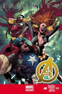 Avengers (2012) #15