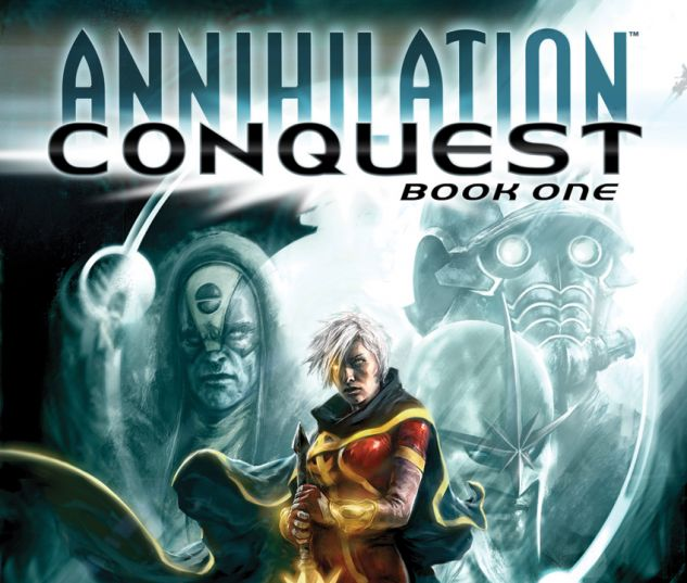 Annihilation: Conquest Book 1 (2008) HC
