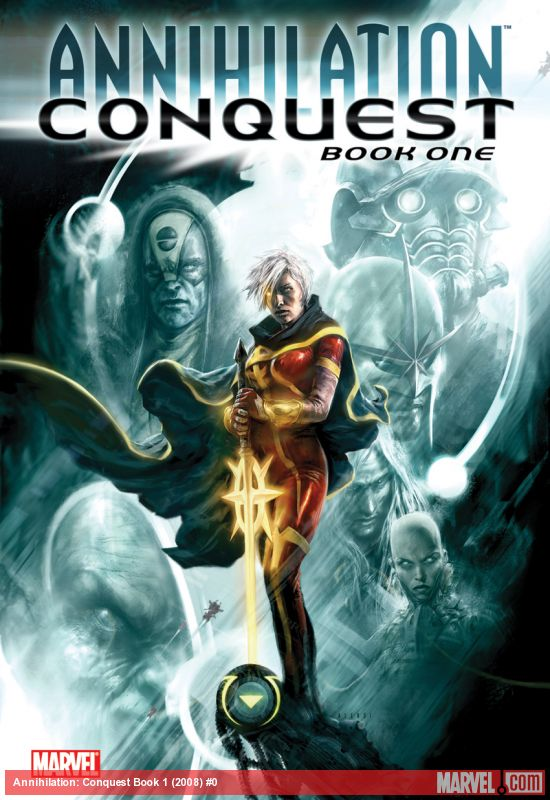 ANNIHILATION: CONQUEST BOOK 1 TPB (Trade Paperback)