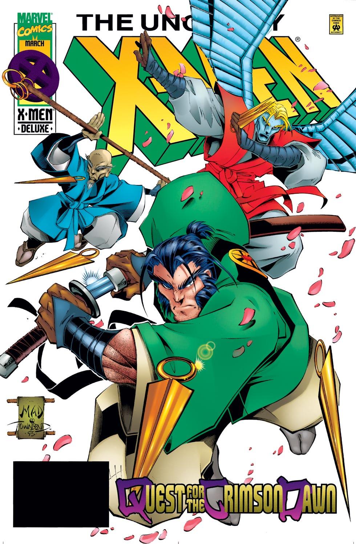 Uncanny X-Men (1963) #330