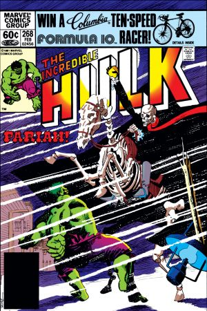 Incredible Hulk (1962) #268