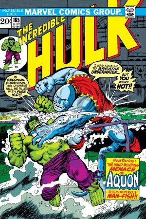 Incredible Hulk (1962) #165