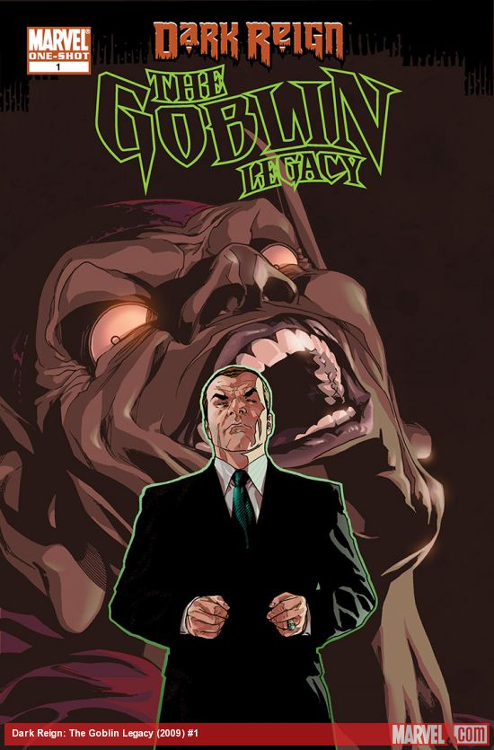 Dark Reign: The Goblin Legacy (2009) #1